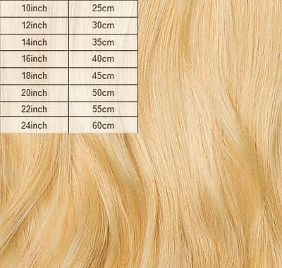 220 gram light blond