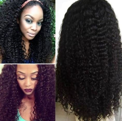 lace wig indian